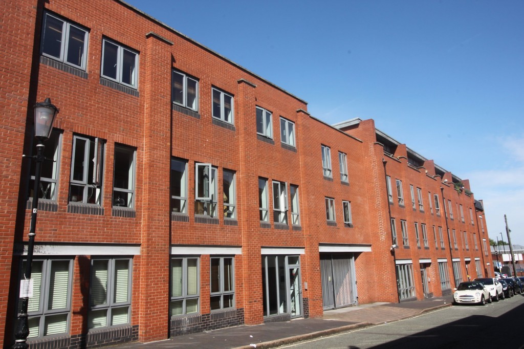 Northwood Street, Birmingham