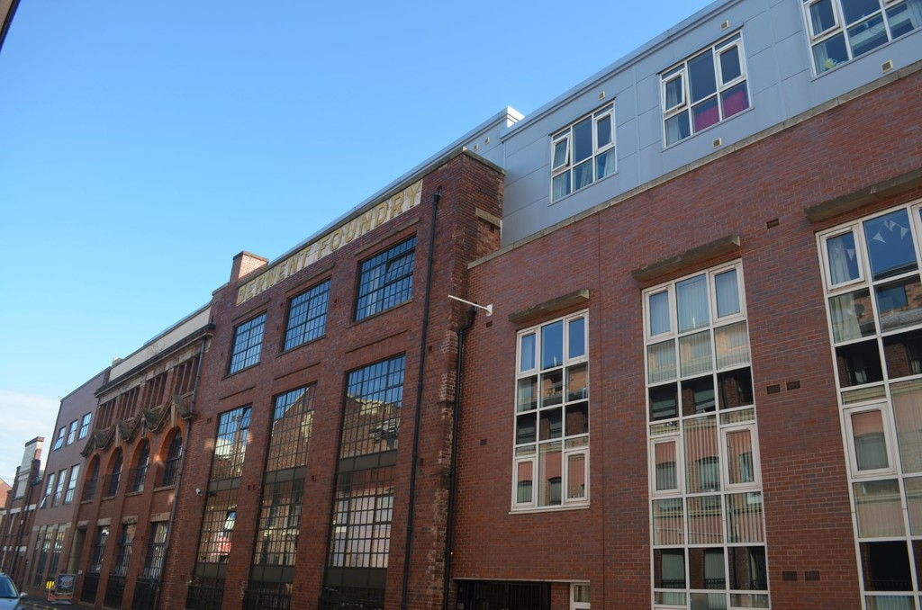 Image 1/9 of property Derwent Foundry, 5 Mary Ann Street, Birmingham