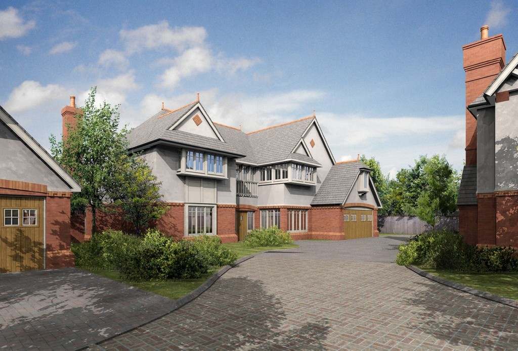 Image 1/4 of property Newcourt Gardens, Solihull, B91 1NY