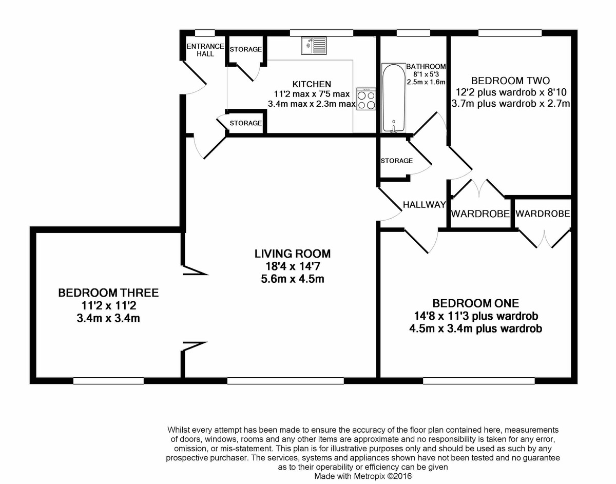 Chadbrook Crest, Richmond Hill Road floorplan 1 of 1