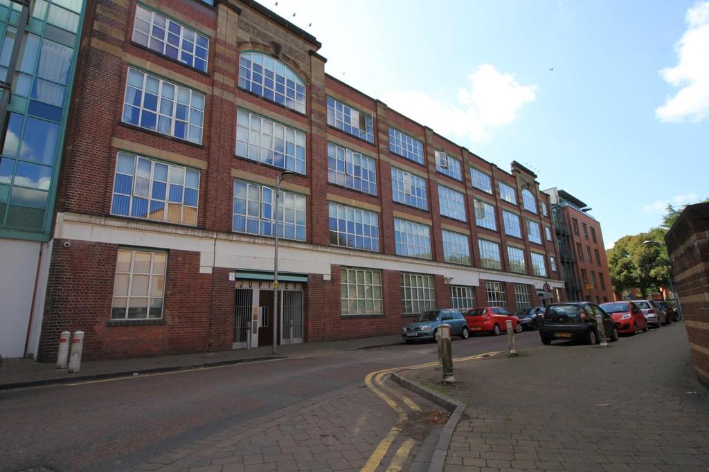 Image 8/9 of property Morville Street, Birmingham City Centre, B16 8FJ