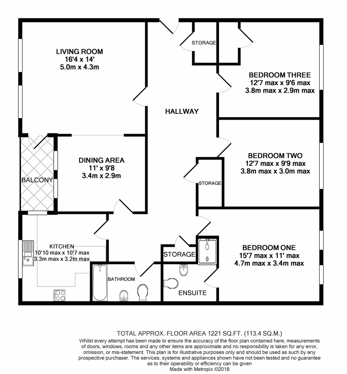 Jacoby Place Priory Road floorplan 1 of 1