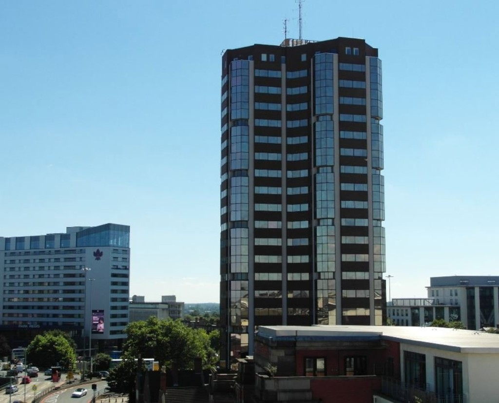 Image 2/6 of property Metropolitan House, One Hagley Road, Birmingham City Centre , B16 8HU
