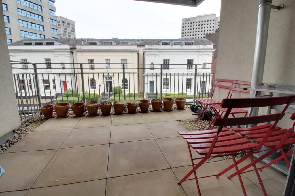 Red Apartments, Broadway Plaza, Edgbaston