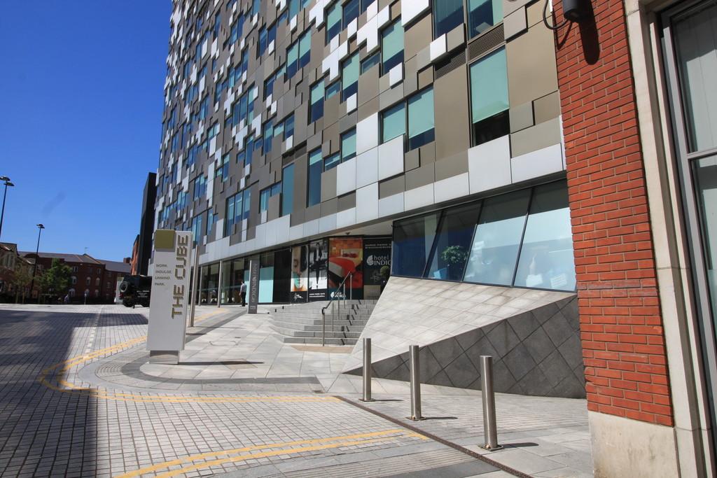 Image 1/19 of property The Cube West, Wharfside Street, Birmingham, B1 1PQ