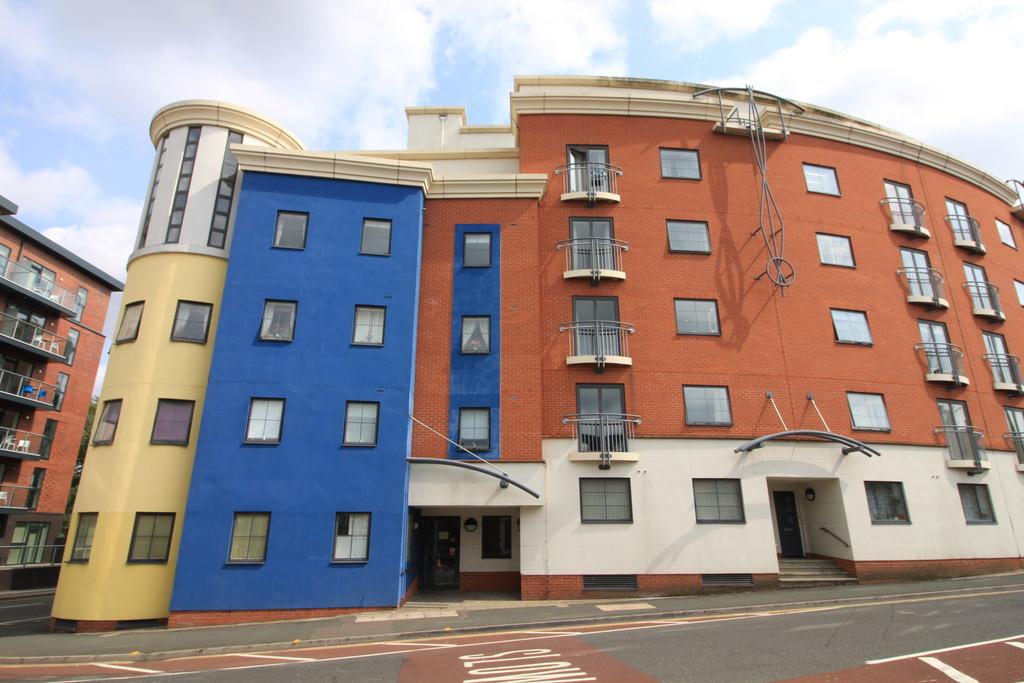 Image 2/12 of property Brindley Point, Sheepcote Street, Birmingham, B16 8AE