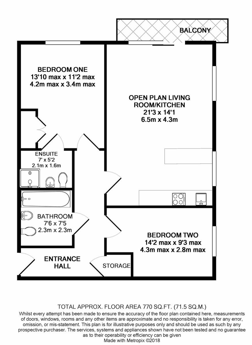 Hemisphere Edgbaston Crescent floorplan 1 of 1