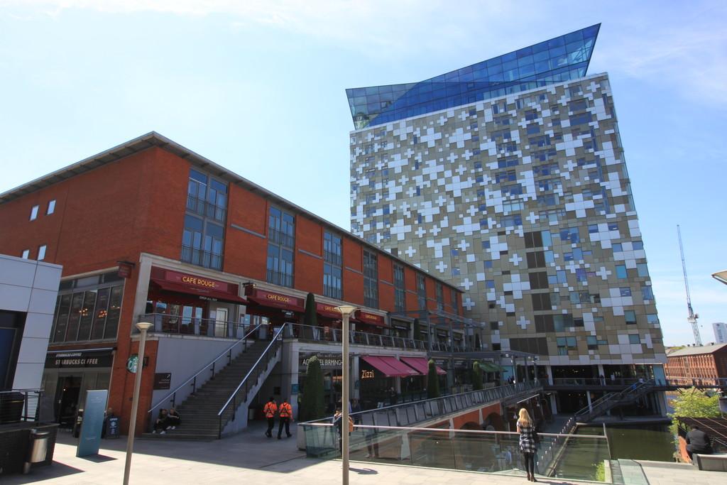 Image 2/18 of property Wharfside Street, Birmingham City Centre, B1 1PR