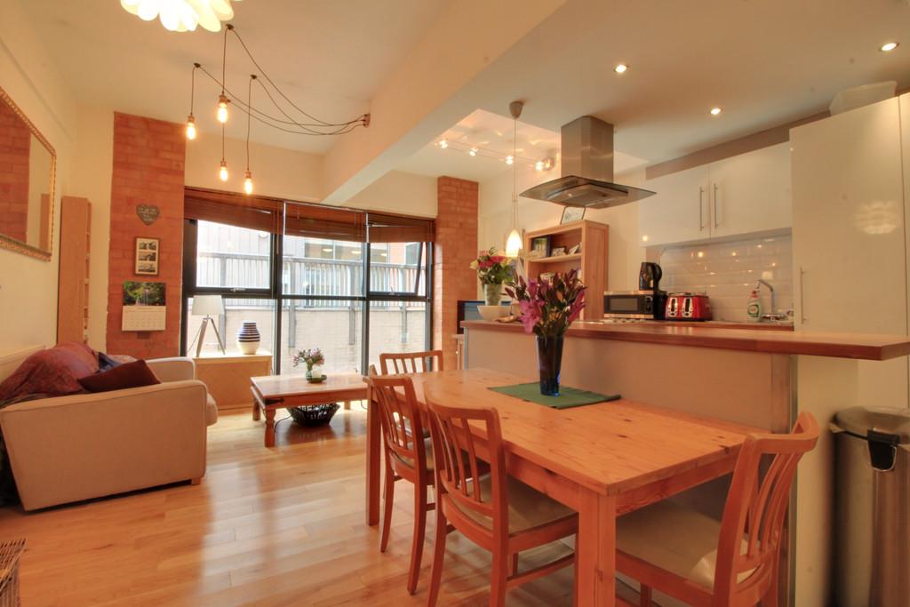 Image 1/12 of property Wexler Lofts, 100 Carver Street, Birmingham, B1 3AQ