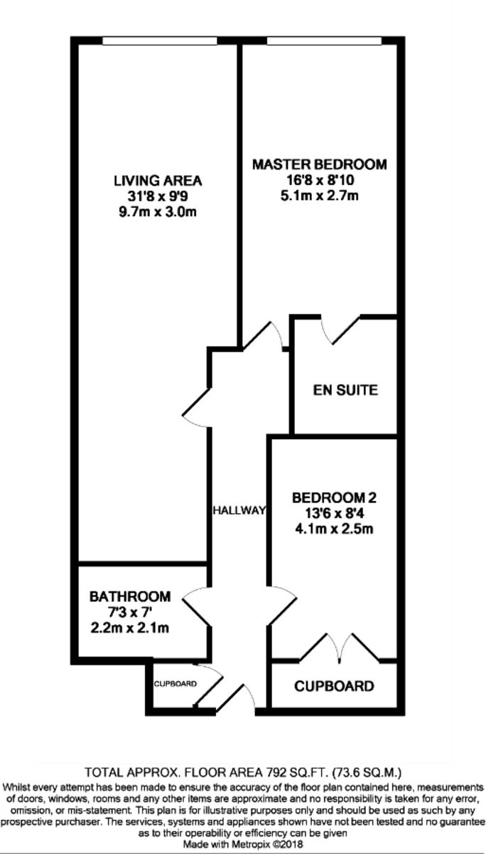 Wexler Lofts, Carver Street floorplan 1 of 1