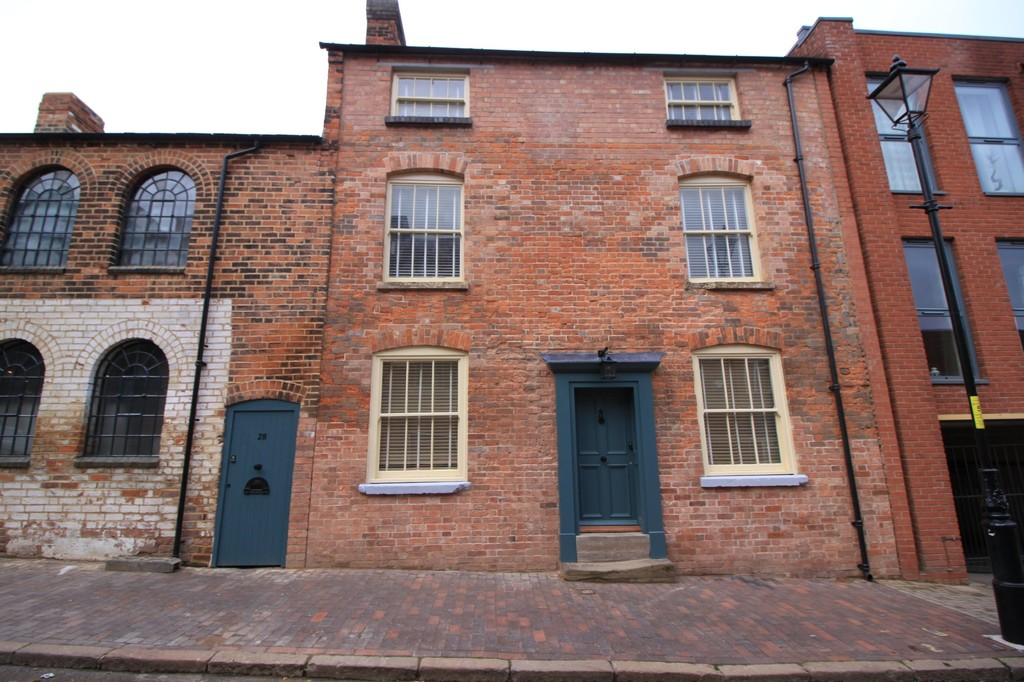 Image 1/11 of property Mary Street, Jewellery Quarter, Birmingham City Centre, B3 1UD