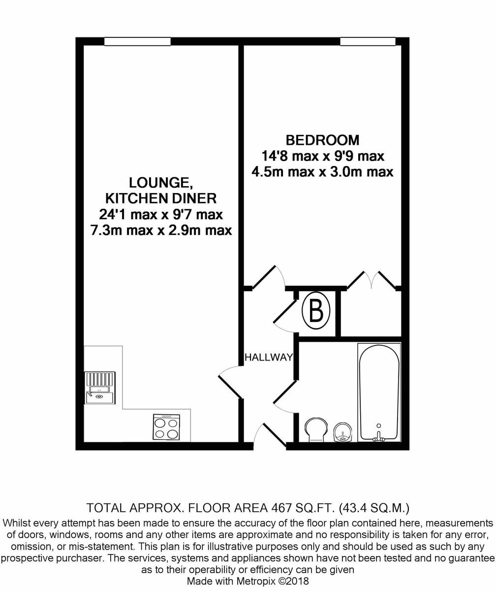 floorplan 1 of 1