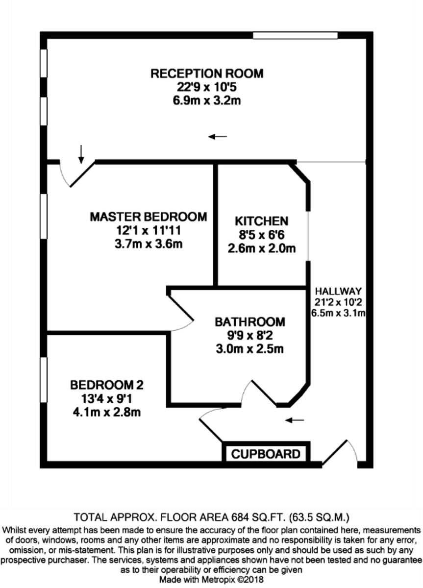 Ludgate Lofts, Ludgate Hill floorplan 1 of 1