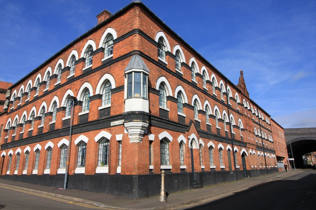 Image 1/10 of property Brollyworks, 78 Alison Street, Birmingham City Centre, B5 5TH