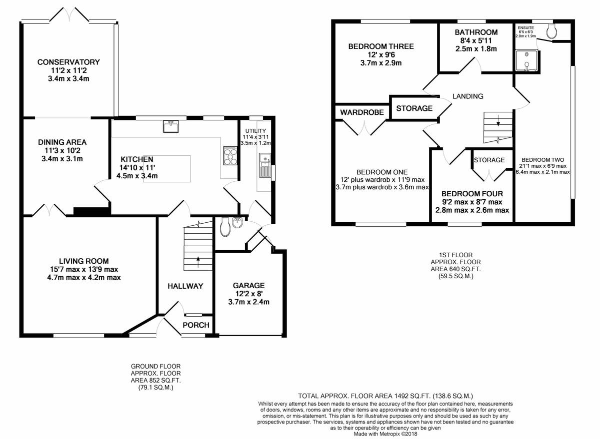 Heath Road South, Bournville Village Trust, Northfield floorplan 1 of 1
