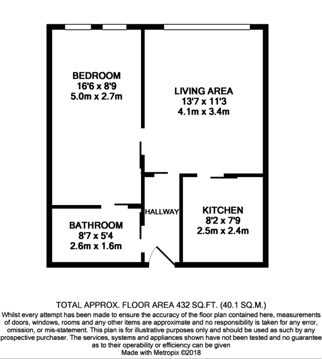 The Cube East, Wharfside Street floorplan 1 of 1