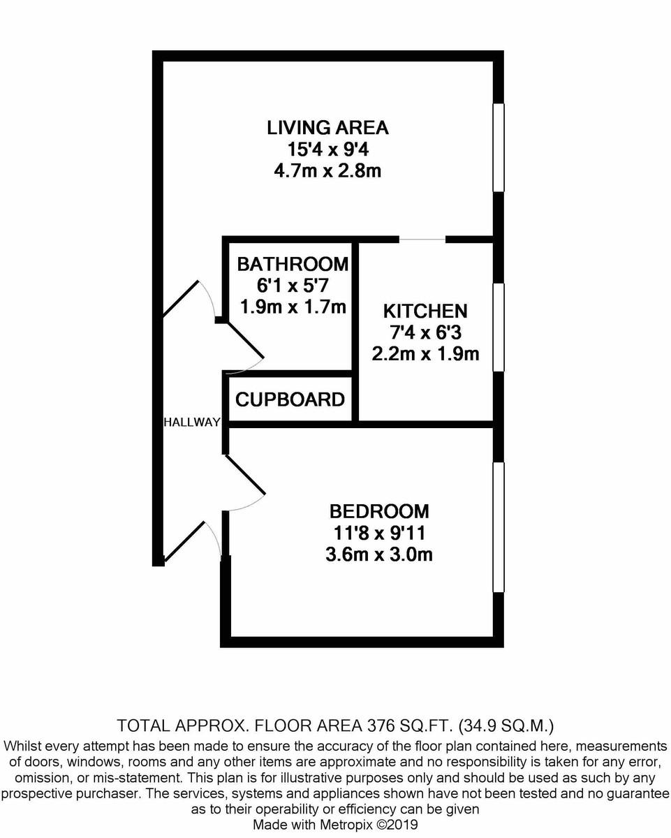 Richard Leighton House, 62 Parade floorplan 1 of 1