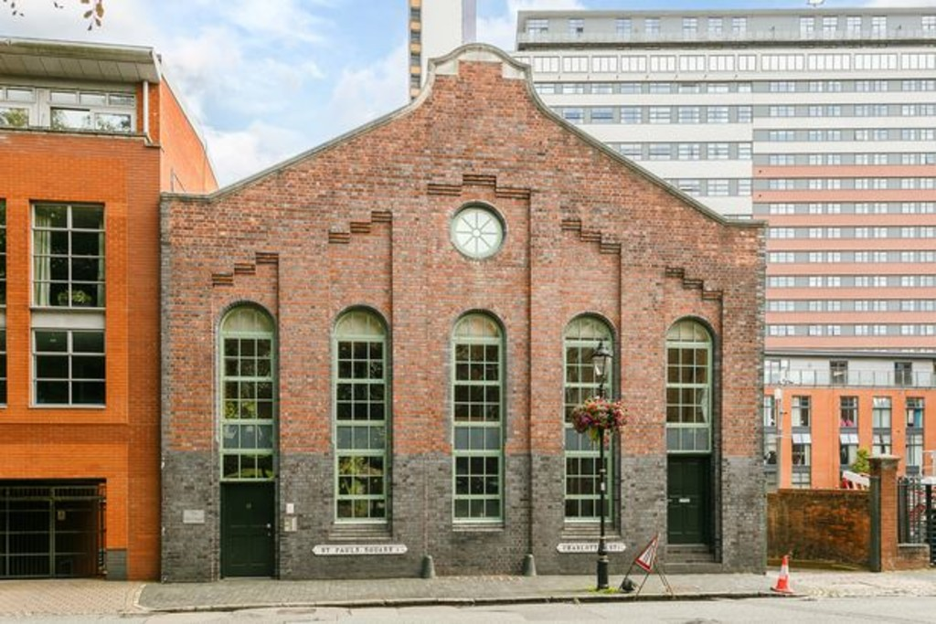 Image 1/9 of property The Old Chapel, 57 St Pauls Square , Birmingham, B3 1QS