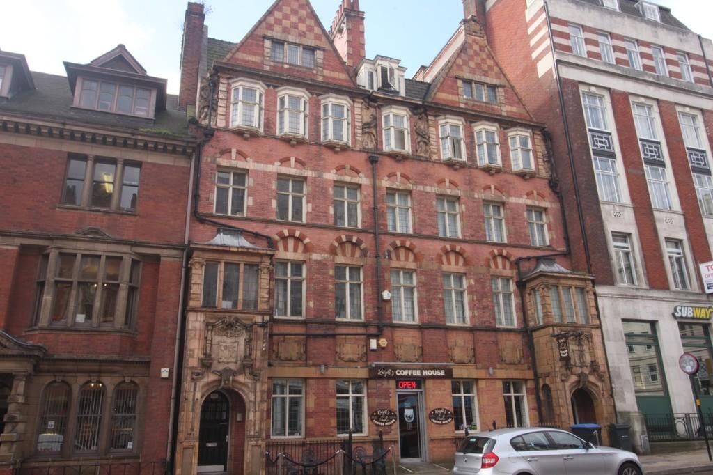 Newhall Street, Birmingham city centre