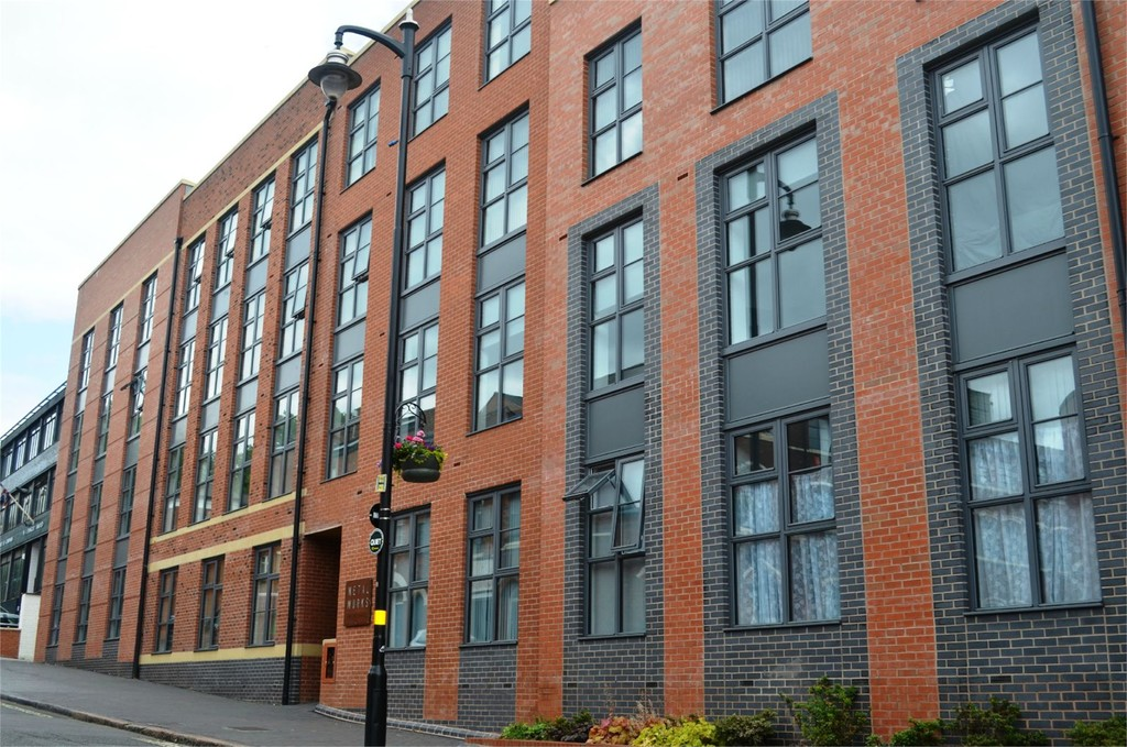 Image 1/9 of property Metalworks, 93 Warstone Lane, Birmingham, B18 6PX