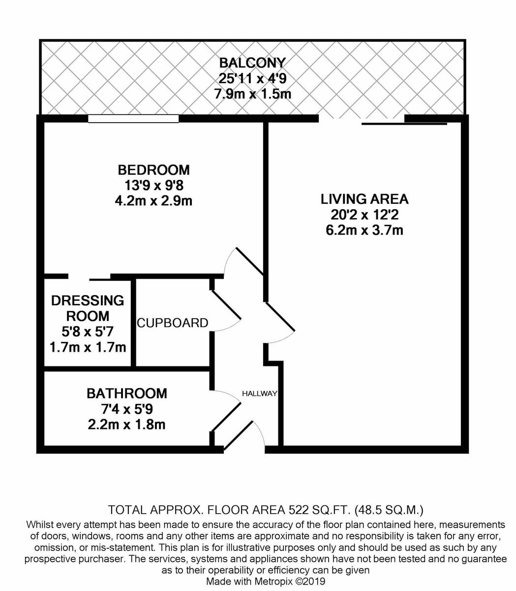 Placido, 34 Ryland Street floorplan 1 of 1
