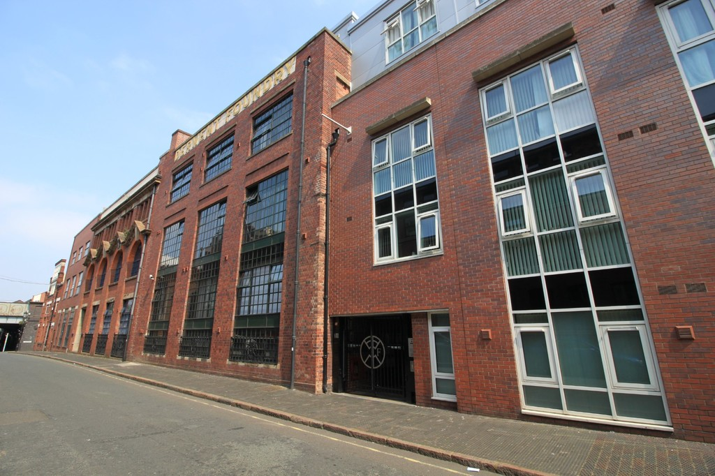 Derwent Foundry, 5 Mary Ann Street, Birmingham City Centre