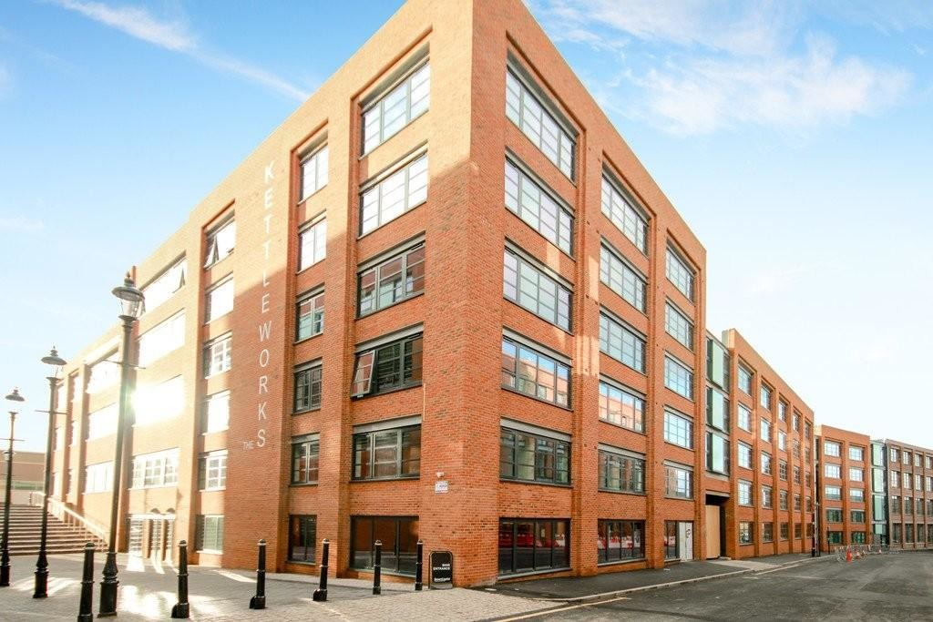 Image 1/8 of property The Kettleworks, 126 Pope Street, Jewellery Quarter, B1 3DW