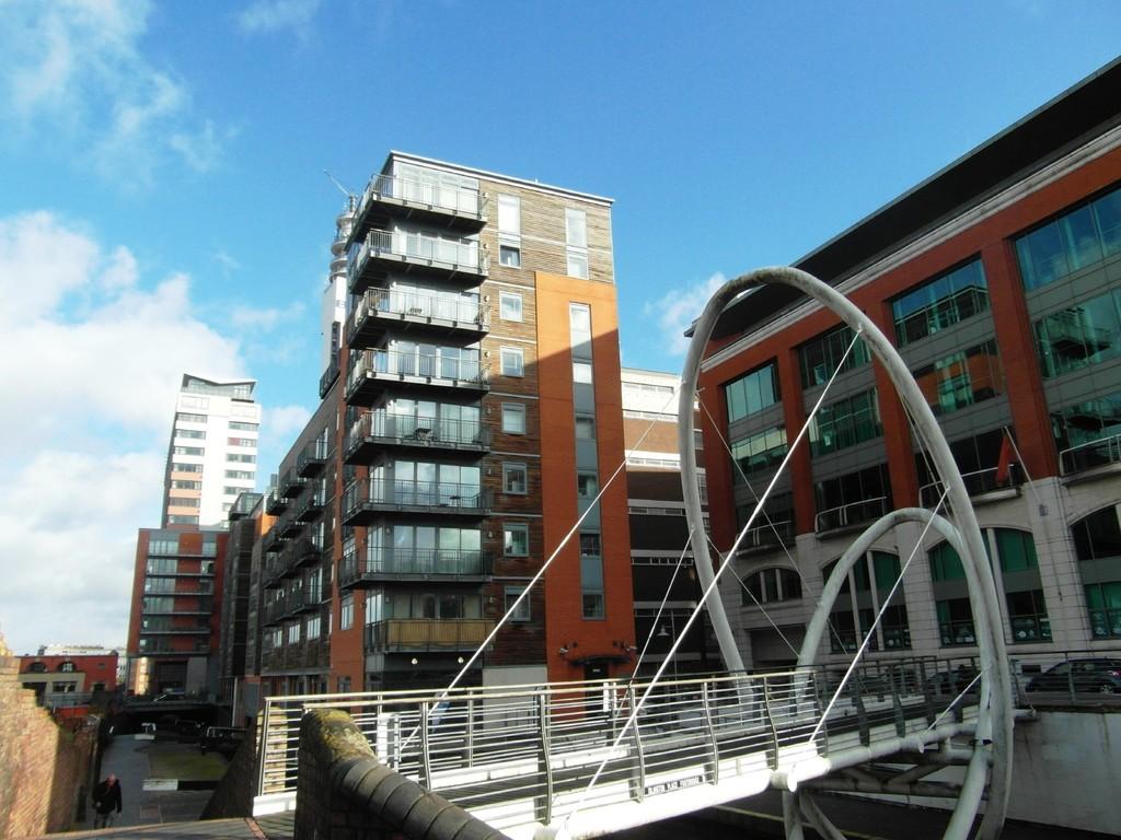Islington Gate, Fleet Street, Birmingham