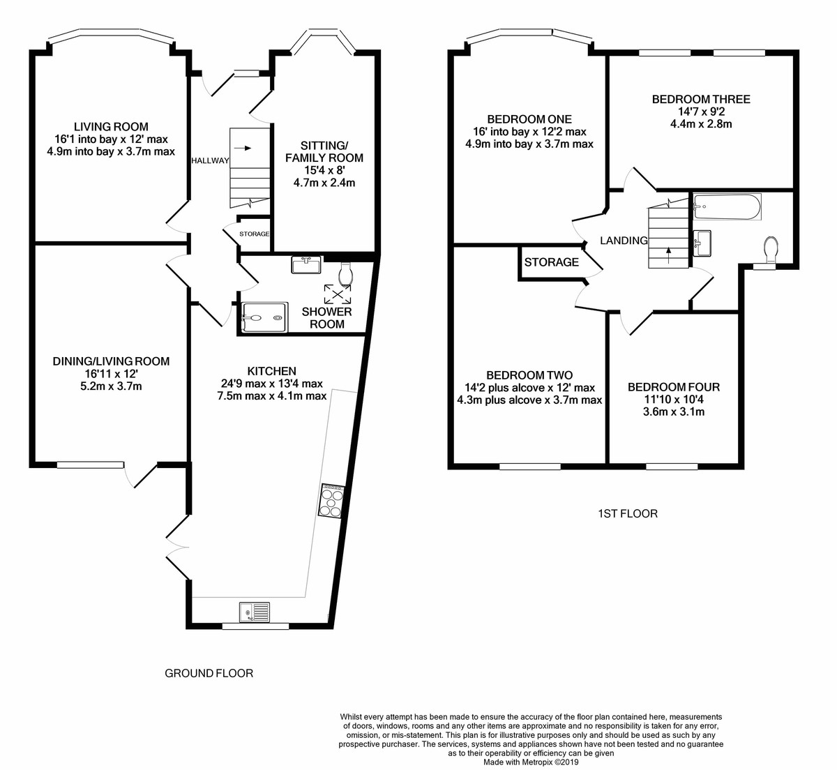 Wheatsheaf Road, Edgbaston floorplan 1 of 1