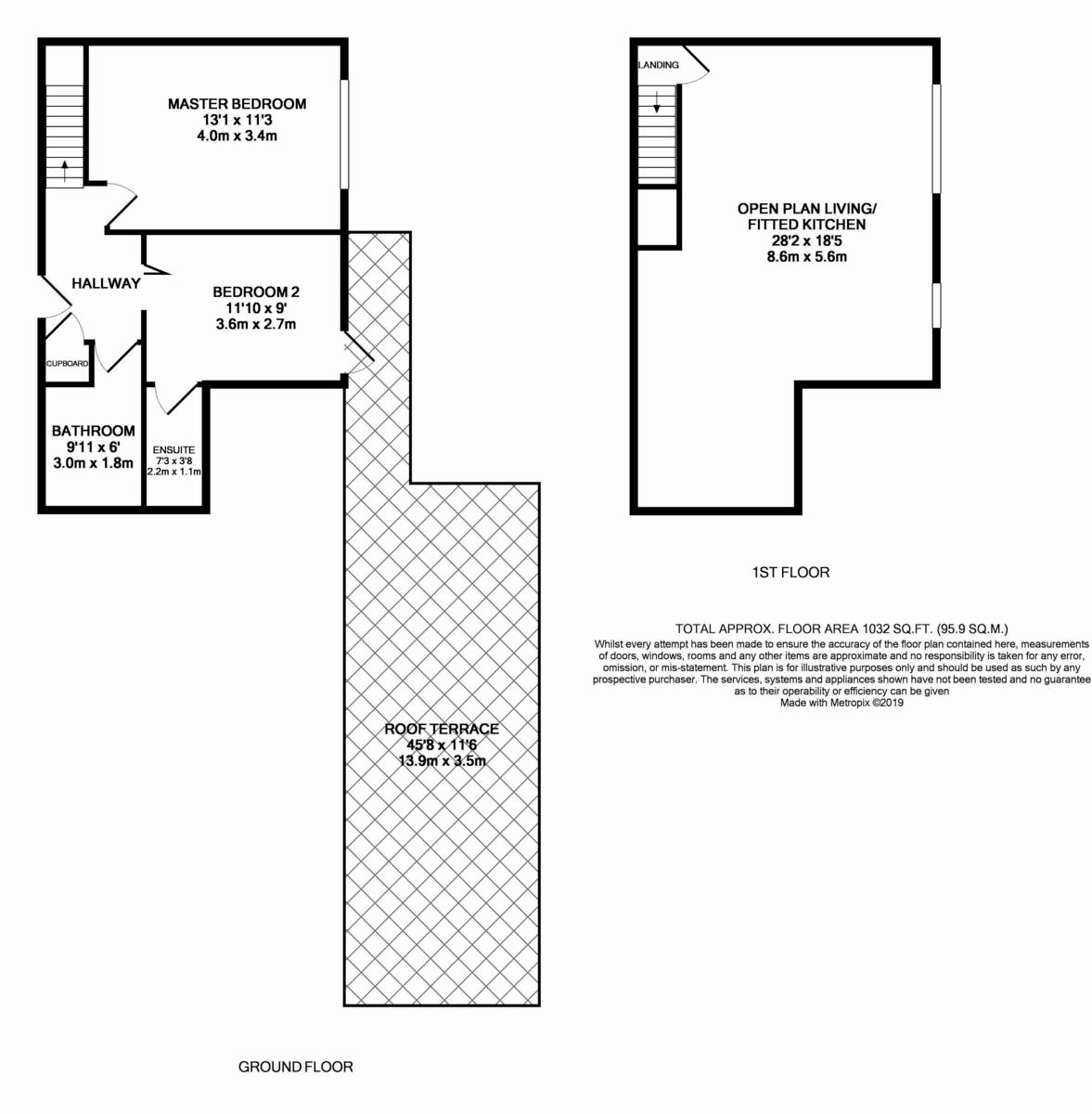 17 Ludgate Hill floorplan 1 of 1