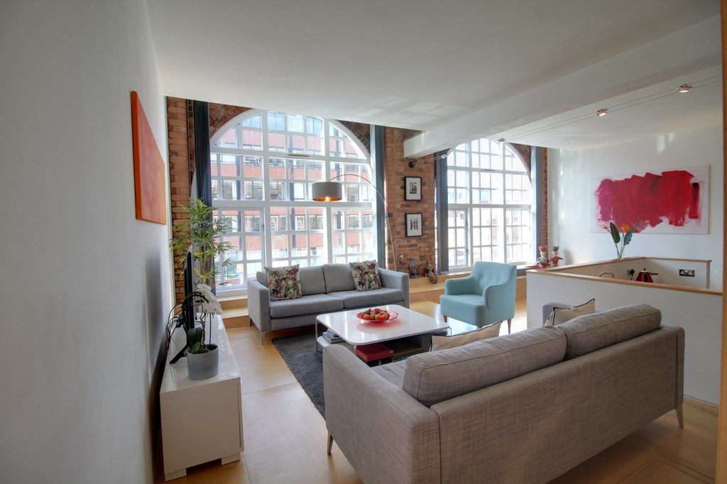 Image 4/12 of property Ludgate Lofts, 17 Ludgate Hill, Birmingham City Centre, B3 1DW