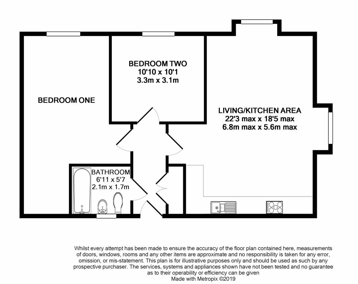 Martineau Drive, Harborne floorplan 1 of 1