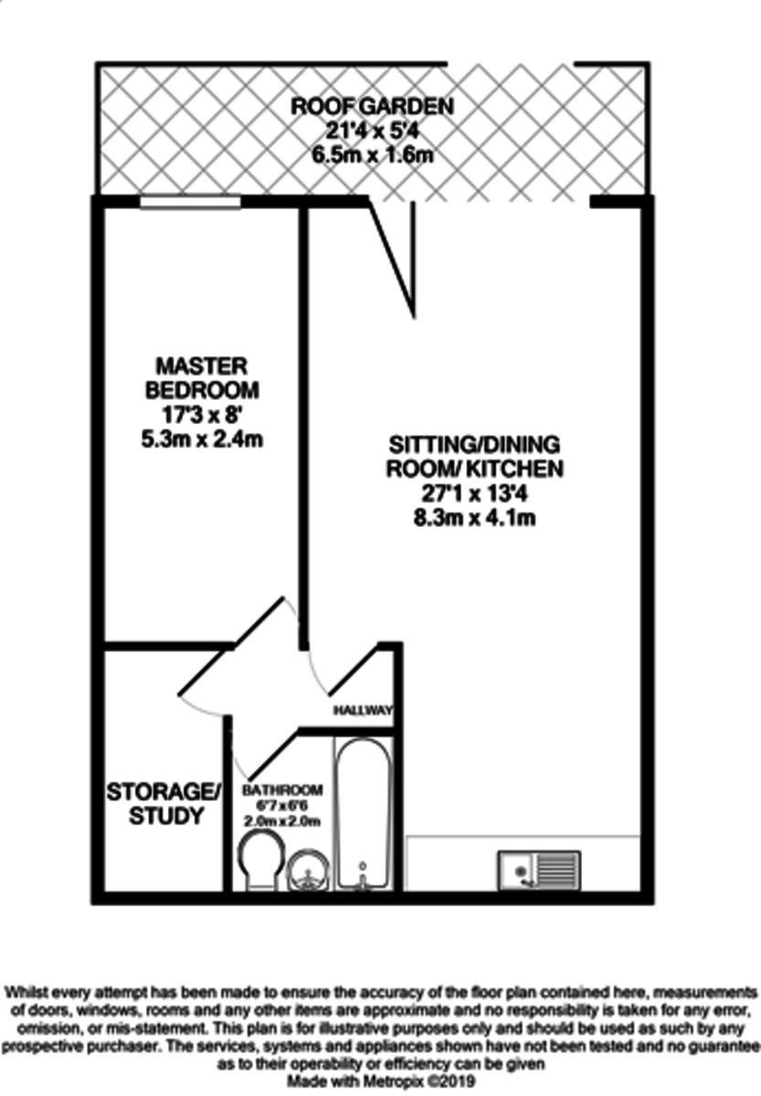 The Kettleworks, 126 Pope Street floorplan 1 of 1