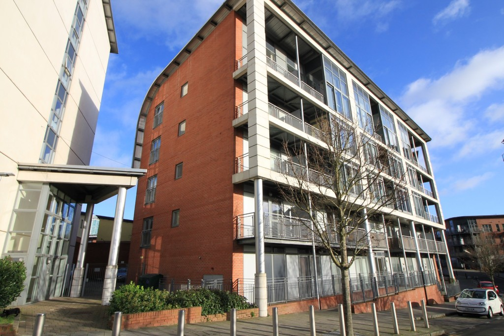 Image 3/8 of property 52 Mason Way, Park Central, Birmingham City Centre, B15 2EE