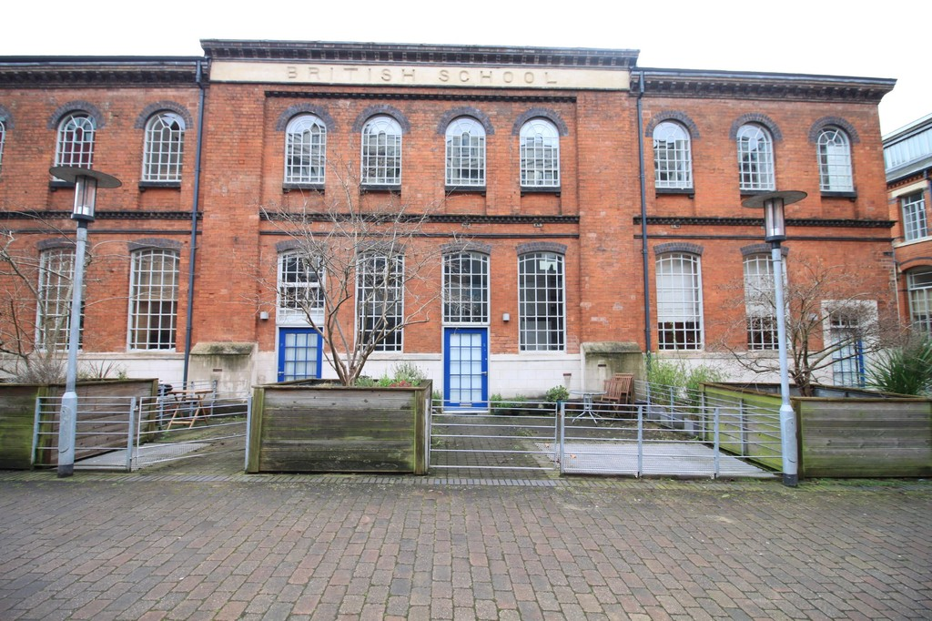 Image 3/13 of property Scholars Gate, 80 Severn Street, Birmingham City Centre, B1 1QG