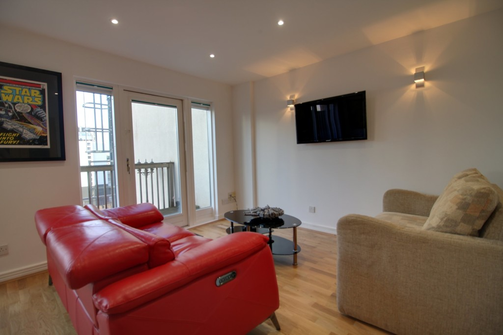 Image 10/13 of property Royal Arch Apartments, Wharfside Street, Birmingham City Centre, B1 1RG
