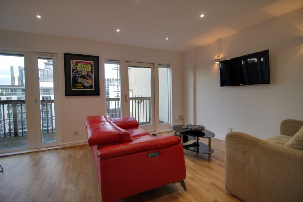 Image 7/13 of property Royal Arch Apartments, Wharfside Street, Birmingham City Centre, B1 1RG