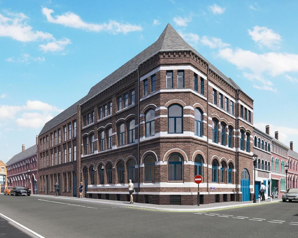 Image 1/9 of property Tenby Street North, Jewellery Quarter, Birmingham, B1 3EN