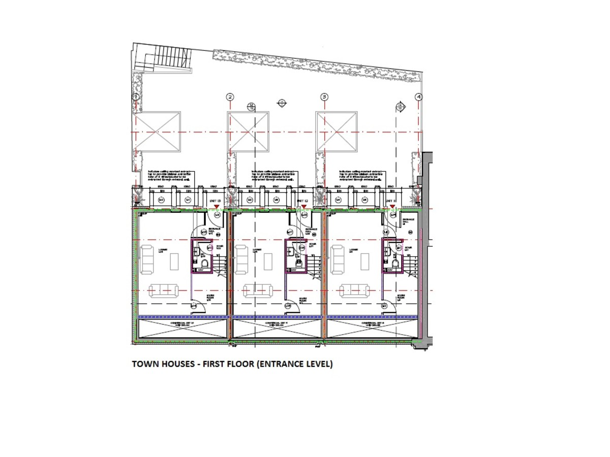 Sydenham Place, 26E Tenby Street , Jewellery Quarter floorplan 1 of 4