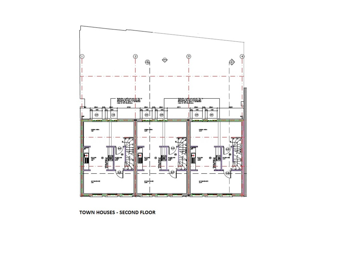 Sydenham Place, 26E Tenby Street , Jewellery Quarter floorplan 2 of 4