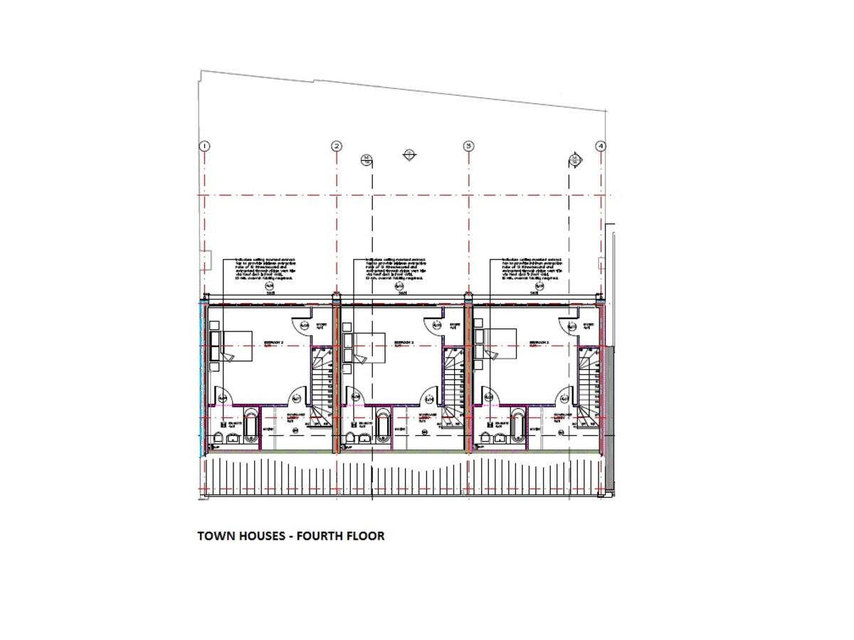 Sydenham Place, 26E Tenby Street , Jewellery Quarter floorplan 4 of 4