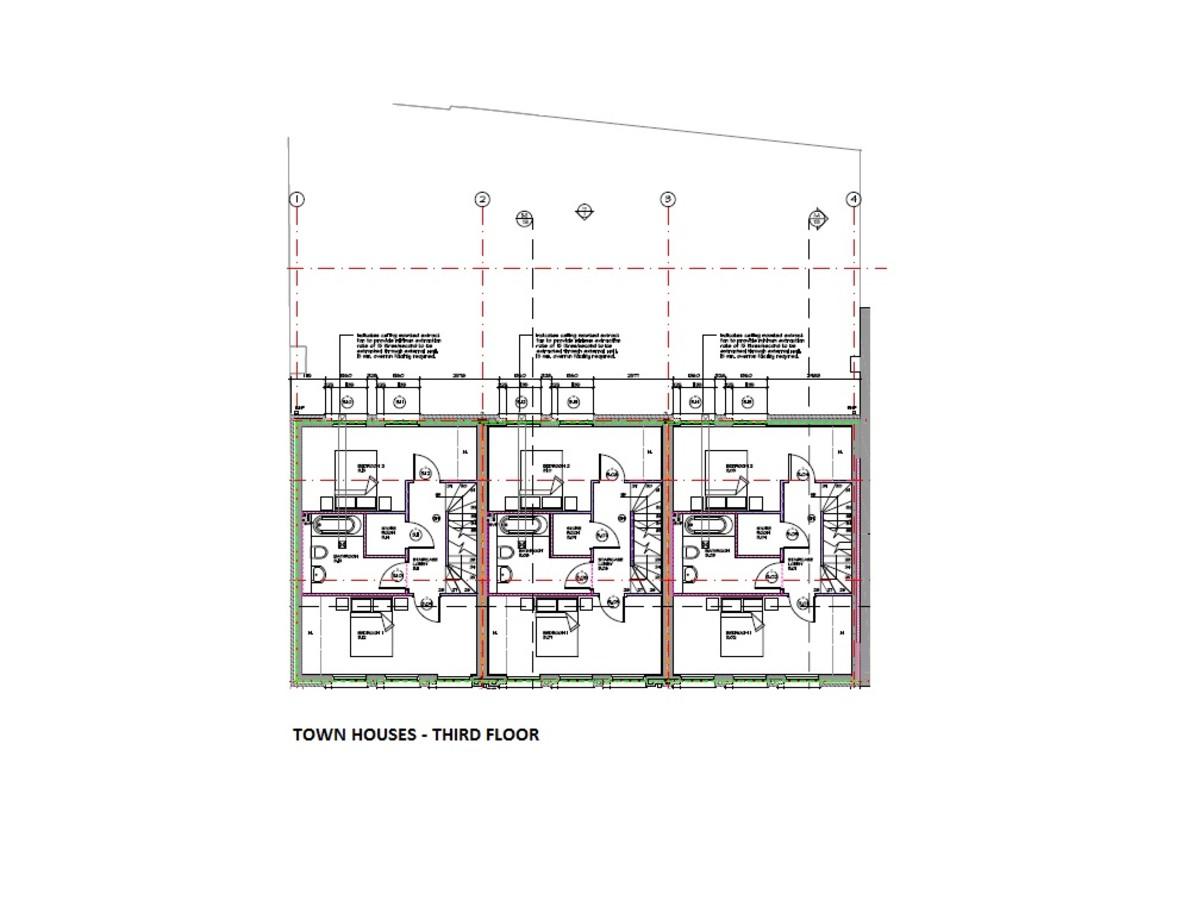 Sydenham Place, 26C Tenby Street, Jewellery Quarter floorplan 7 of 8