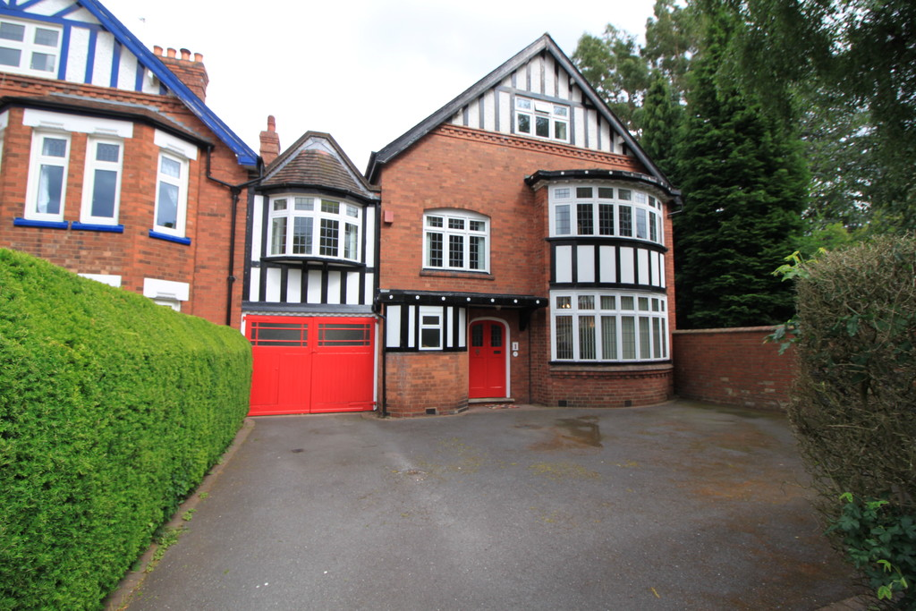 Moorland Road, Edgbaston