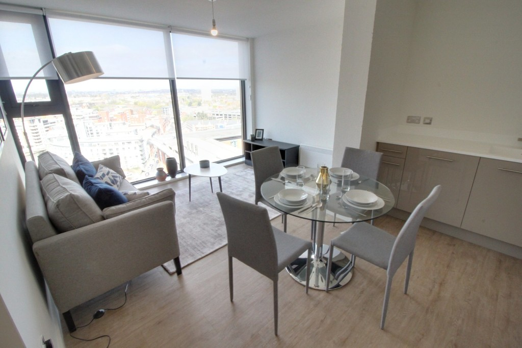 Image 4/11 of property The Bank Tower, 60 Sheepcote Street, Birmingham City Centre, B16 8WH