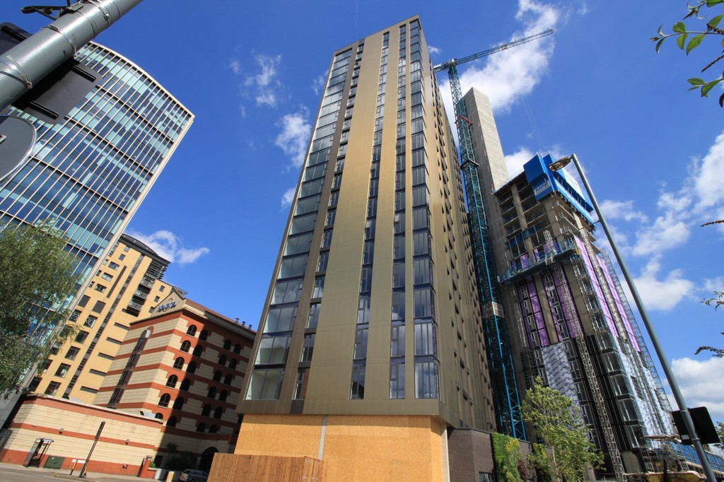 Image 3/11 of property The Bank Tower, 60 Sheepcote Street, Birmingham City Centre, B16 8WH