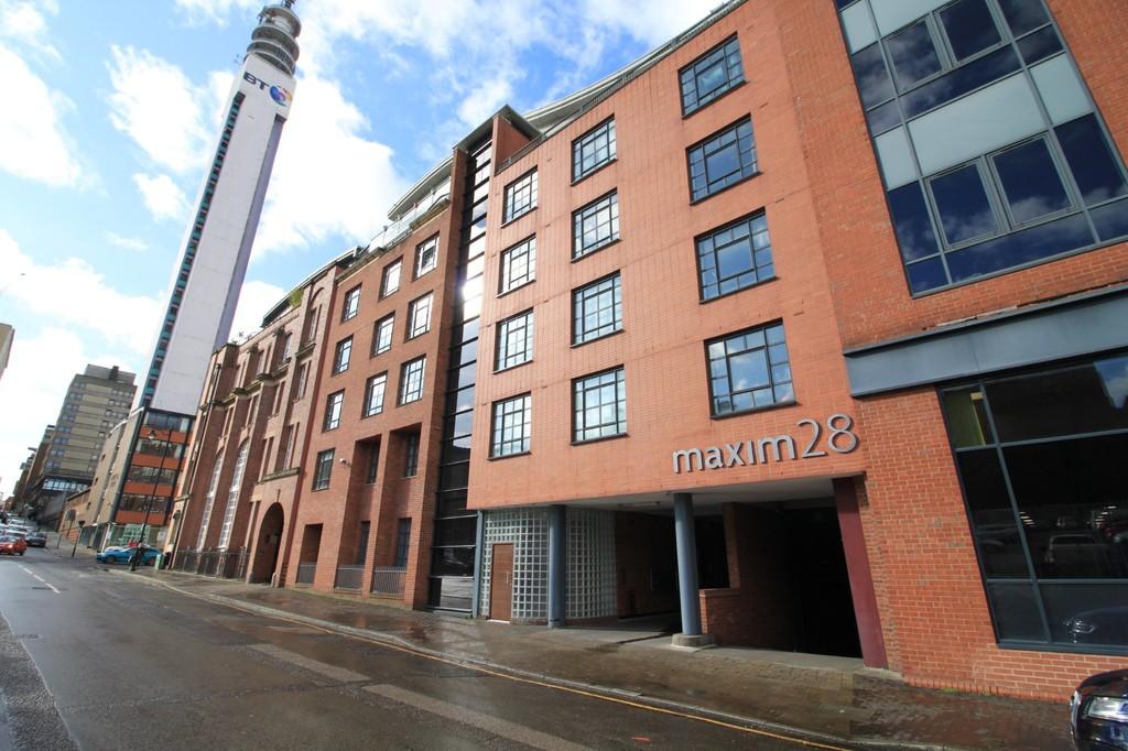 Maxim 28, 21 Lionel Street, Birmingham City Centre