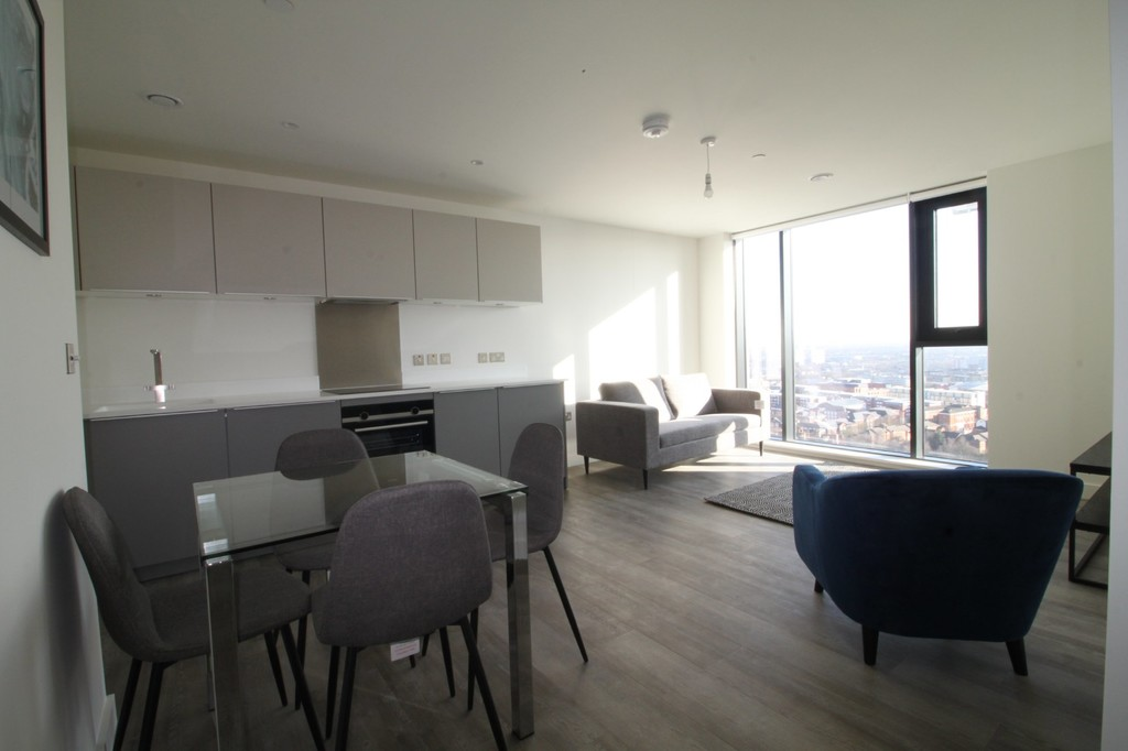 Image 1/7 of property The Bank Tower, 60 Sheepcote Street, Birmingham City Centre, B16 8WH
