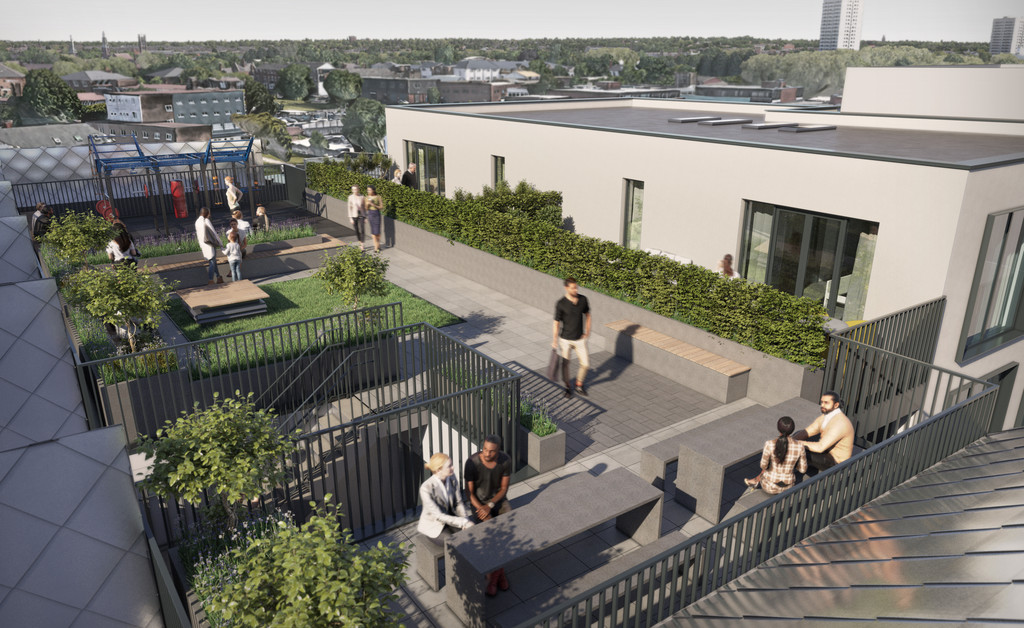 Image 8/11 of property Apex Lofts, 50 Warwick Street, Digbeth, B12 0NH