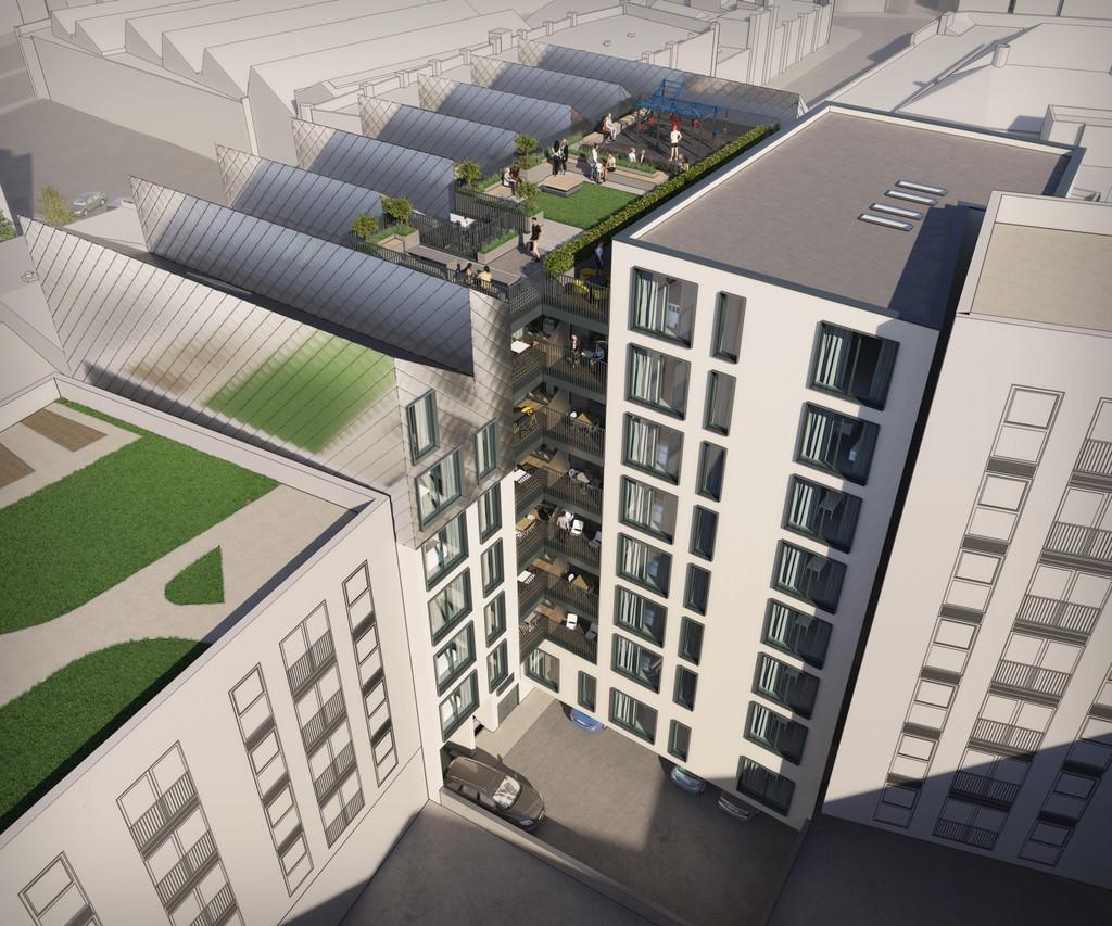 Image 9/11 of property Apex Lofts, 50 Warwick Street, Digbeth, B12 0NH