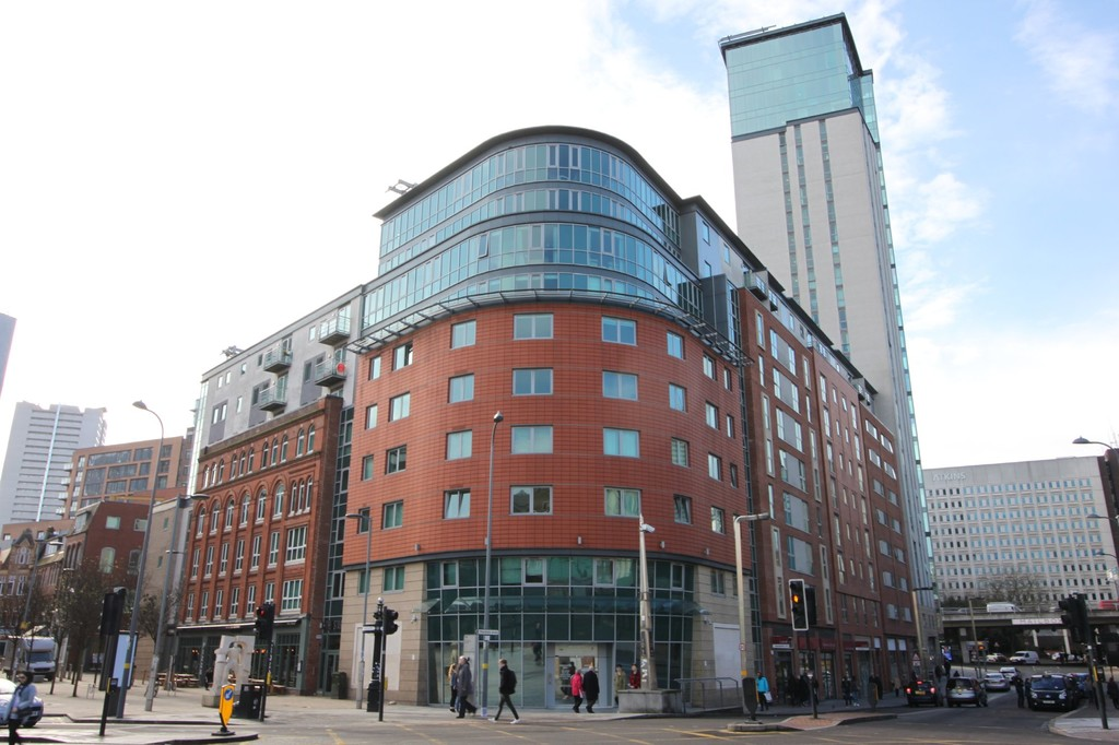 The Orion Buildings, 90 Navigation Street, Birmingham City Centre